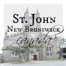 St. John, New Brunswick, Canada #travel #caravansonnet #travelblogger #traveltuesday #canada