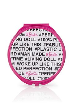 Barbie Mirror Compact | FOREVER21 - 1000130054