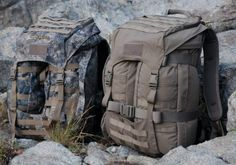 The ALICE pack frame refuses to loosen its clutch on relevance because it works very well (with some comfort tweaks) and is widely available at very low prices. Eberlestock recently introduced a new pack based on the venerable and ubiquitous ALICE frame called the J51 Warhammer.