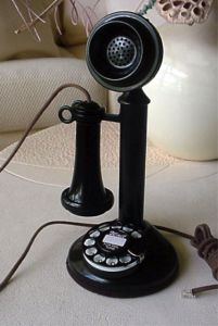 Did anyone hear that ringing?