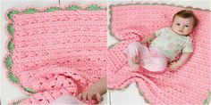 Cuddle & Coo Blanket [Easy Free Pattern] | Styles Idea