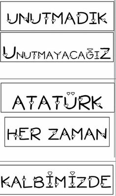 Atatürk'ün çocuklarıyız Remembrance Day, How To Know, Classroom Decor, Interior Design Living Room, How To Plan, School, Diy, Decor Ideas, Projects
