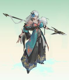 ArtStation - Research, Ming Xiao