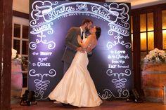 Kinsley and Chad Dubsdread Ballroom » Chalk Shop Events | Winter Park, Florida