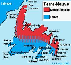 Terre-Neuve ✈ Saint-Pierre-et-Miquelon