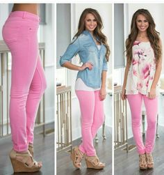 Love the pink! Pink Lily Boutique