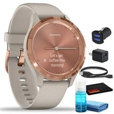 Timex Metropolitan R AMOLED Smartwatch with GPS & Heart Rate 42mm - Black with Brown Leather & Silicone Strap - Overstock - 31431677 Smartwatch Waterproof, Smartwatch Features, Rose Gold Lights, Track Workout, Wearable Technology, Heart Rate, Smart Watch, Brown Leather, How To Memorize Things