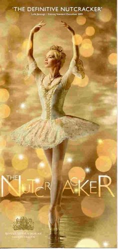 I Love the nutcracker, I have been in three of them going on four!!  I've been a baby snowflake, polichenell, flower, reamweaver, and soon hopefully - next year - CLARA