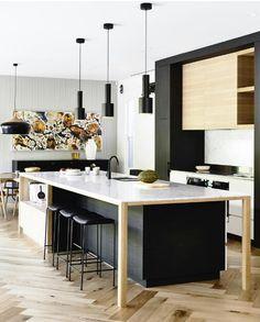 Hawthorn House by Austin Design Associates - kitchen