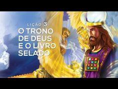 Bíblia Fácil Apocalipse - Tema 3 - O trono de Deus