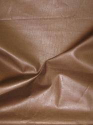 Brown Polished Cotton