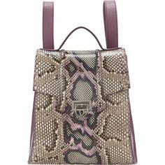 Reece Hudson Python Siren Backpack: