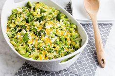 Recipe: Cheesy Twice-Baked Potato & Broccoli Casserole