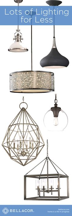 Lots Of Lighting For Less At Http://www.bellacor.com/