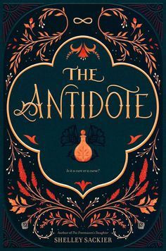 The Antidote by Shelley Sackier takes place in a world where magic must be kept hidden, even if it could be the answer to all of our problems. Check out an exclusive first look at the cover right here! Fantasy Book Covers, Book Cover Art, Fantasy Books, Book Art, Best Book Cover Design, Fantasy Romance, Good Books, Books To Read, My Books
