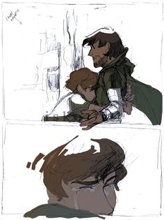 Then he was driven back by the impact of a small body running headlong into him, and a pair of arms that wrapped around his waist, and Will was sobbing mindlessly as he embraced his teacher and mentor and friend. The Battle For Skandia