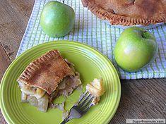 Healthier Whole Wheat Apple Pie: No Sugar Added