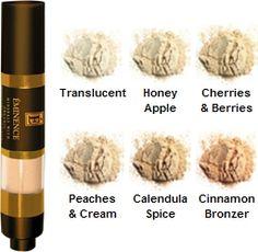 Eminence Sun Defense Minerals SPF 30 - a tinted, powder sunscreen
