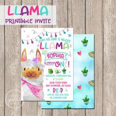 Llama Invitation, pr