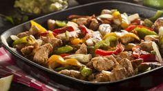 طريقة عمل صوص فاهيتا الدجاج - #Chicken #fajita #marinade #recipe