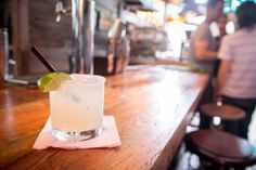 The best margaritas in Toronto are some of the booziest salt-rimmed beverages you'll find in the city. Shake up your night with these classic tequi. Beverages, Drinks, Cabana, Glass Of Milk, Toronto, Lime, Food And Drink, Cocktails, Restaurant