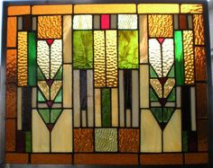 Southwest Design by Janelle | Delphi Stained Glass