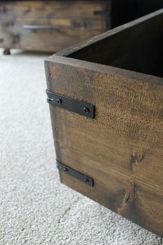 Other Home Organization Household Supplies & Cleaning Under Bed Storage Organizer Hidden Container Bins Wheels Box Rolling Drawer