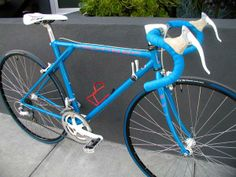 80's Nashbar EX road bike - very well preserved with some updates