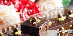 Υγρό κέικ σοκολάτας Κόλαση! Desserts, Food, Tailgate Desserts, Deserts, Eten, Postres, Dessert, Meals, Plated Desserts