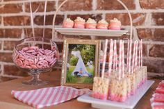 birthday dessert bar Eighteenth Avenue Events www.eighteenthavenue.com