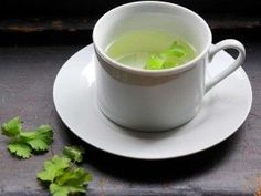 Parsley Tea – Remedy for Anemia, Urinary Infections, Kidney Stones…The parsley tea can solve the problem with the bad breath as well!