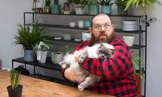 Nick Frost: 'I have a beautiful life at the moment' Becoming A Father, Simon Pegg, Japanese Cat, Zombie Movies, Uk Tv, Getting Divorced, Hits Movie, British Shorthair, Ghostbusters