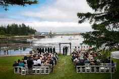 Are you planning a #Maine wedding? At Newagen Seaside Inn, we've celebrated generations of beautiful, meaningful coastal Maine weddings and oceanfront wedding receptions for delighted and grateful couples. Learn more about why you should choose Newagen.
