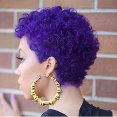 naturalhairdoescare: Color work by @salonnoa!