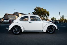 vw beetle, cal style | Everything is pretty much new on this car...paint, interior, engine ...