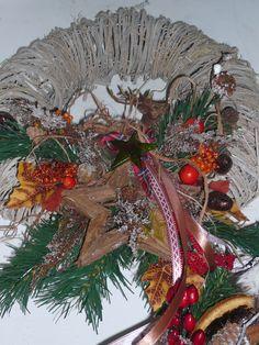 forest theme wreath