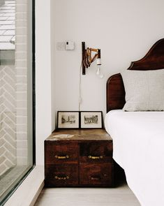 Interiors | Herringbone House -