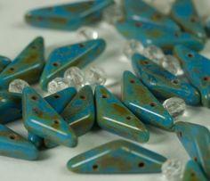 Bead Czech Glass 2 H
