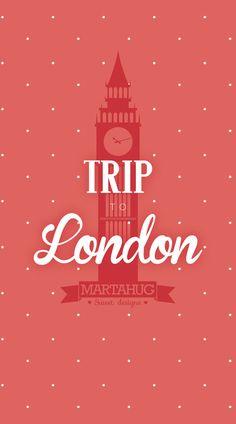 LONDON wallpaper by MARTAHUG