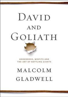 He singlehandedly created a nonfiction genre that spawned more copycats than we can count — and now Gladwell comes out with another one of his social-science behemoths, this one about underdogs and misfits. (Oct. 1)