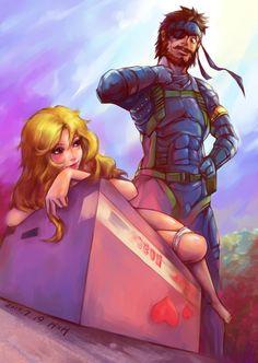 Snake Peace Walker artwork by Metal Gear Solid Quiet, Snake Metal Gear, Character Art, Character Design, Mgs V, Gear Art, Samus Aran, Stuff And Thangs, Mode Streetwear