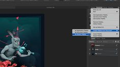 Affinity Designer - Creating a color palette from a document on Vimeo