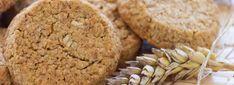 Domáce ovsené sušienky   Svet zdravia Healthy Cake, Vegan Cake, Healthy Snacks, Healthy Recipes, Sweet Cookies, Vegan Gluten Free, Food And Drink, Cooking Recipes, Yummy Food