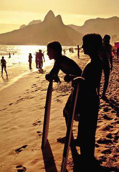Follow the Sun.....to Rio De Janeiro