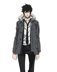 Shinya Kogami's jacket ,PSYCHO-PASS, from noitamina apparel