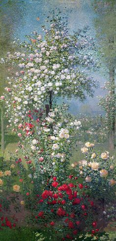 FLOWERS 2, BY ERNEST QUOST#Repin By:Pinterest++ for iPad#