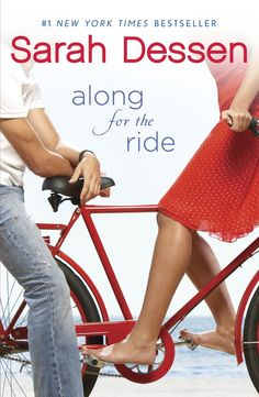 33. Along for the ride (by Sarah Dessen). Finished August 2nd, 2013.