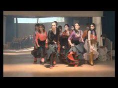 Carmen  (Carlos Saura)- Tobacco Factory - YouTube Extraordinary flamenco dancing!
