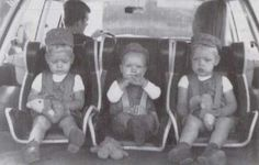 In Sweden they started focusing on car seats in the 1960's! That is way before any other county. They have some of the best crash statistics related to children. Most people keep their kids rear facing until about 4 yrs or 55lbs.