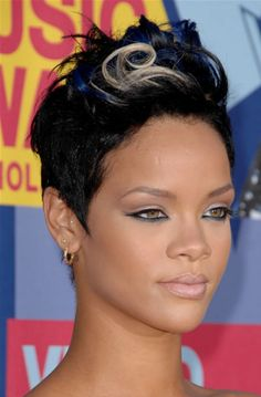short hairstyles for black women 2013 - Google Search